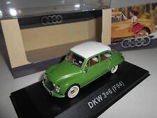 DKW 3=6 ( F94 ) AUTO UNION COLLECTION ATLAS 1:43
