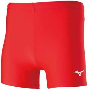 Mizuno Training Wear Power Pants Perfect Fit 32MB9111 Men's Red S size