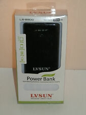 Lvsun Usb Power Bank-Portátil Cargador Para Smartphones Y Tablets
