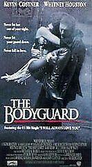 The Bodyguard (VHS, 1993)