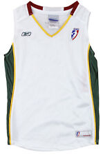 Reebok WNBA Youth Girls Seattle Storm Home Jersey, White
