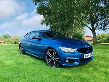 2014 BMW 435D 3.0L XDRIVE M SPORT ESTORIL BLUE Coupe Diesel Automatic 400BHP