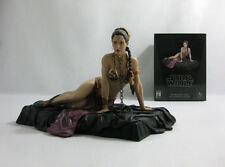 2007 Vintage Star Wars ✧ Leia / Slave ✧ Gentle Giant ROTJ Statue MIB