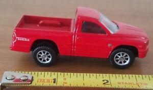 Maisto Tonka 1998-2003 Dodge Dakota Sport red VHTF 1:64 Rare Diecast