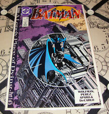 Batman #440 (Oct 1989) DC Comic A Lonely Place Of Dying Part 1 VF Condition
