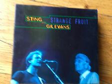 CD 1997  Sting and Gil Evans – Strange Fruit