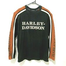 Harley Davidson 105th Anniversary Mens Sweater Crew Neck Jumper Embroidered RARE