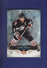 Chris Drury 2006-07 Upper Deck Artifacts Hockey #89