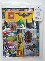 Lego®Batman Movie XXL Magazin Nr.1 mit Extra 30522  ,OVP