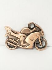64 GB novelty USB high speed 2.0 flash drive memory stick .steel bronze color.