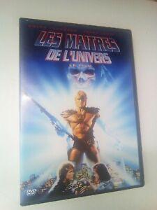 DVD Les maîtres de l'univers - le film - Lundgren Langella
