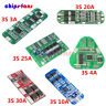 3S 4/5/10/20/25/30A Li-ion Lithium Battery18650 Charger PCB BMS Protection Board