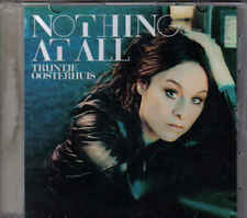 Trijntje Oosterhuis-Nothing At All Promo cd single