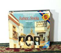 Rossini - Il Barbiere Di Siviglia, 3 x CD Set + Libretto Made in Japan - NM