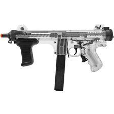 250 FPS BERETTA AIRSOFT FULL SIZE CLEAR SPRING SMG RIFLE GUN w/ 6mm BB BBs