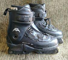 Razors cult 9 aggressive inline skates size 6
