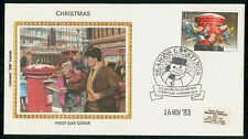 Mayfairstamps Great Britain FDC 1983 Christmas Mailing Letter First Day Cover ww