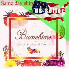 x1 Authentic Thai Bumebime Mask Natural Soap 100g Whitening Skin ❤️ US SELLER