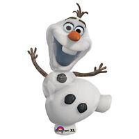 DISNEY FROZEN OLAF SUPERSHAPE HELIUM QUALITY FOIL BALLOON