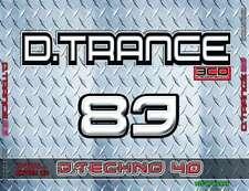 D TRANCE 83 ( incl. D. Techno 40 ) 4 CD  NEU & OVP 17.08.2018