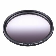 62mm Graduated Grey Color Gradient Neutral Density ND8 Filter for Cmera Lens