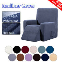 Recliner Cover Chair Sofa Slipcover Stretch Furniture Single Arm Chair Protector
