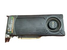 Zotac NVIDIA GeForce GTX 760 2GB  Great Video Card Never Mined On