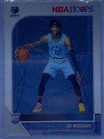 2019-20 Ja Morant NBA Hoops Rookie RC #259 Nice PSA 10?