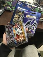 yugioh booster pack lot + Graded Card + Blister Pack 23 Packs