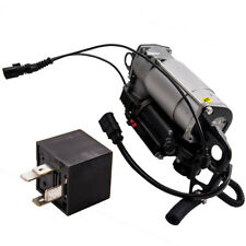 100% New Air Suspension Compressor Pump for AUDI Q7 Porsche Cayenne VW Touareg