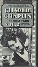Charlie Chaplin The Early Years: Volume 2 (1986 VHS Tape)