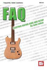 FAQ: Electric Guitar Care and Setup