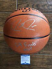 82cc9e0673 Boston Celtics Paul Pierce assinado a mão Auto Basquete 08 Finals jogador  mais valioso Beckett certificado de autenticação