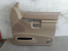 Passenger Front Door Panel Tan 95 96 97 Ford Explorer Eddie Bauer 4 Dr 5.0 OEM