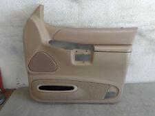 Passenger Front Door Panel Tan 95 96 97 Ford Explorer Eddie Bauer 4 Dr 5.0 OEM