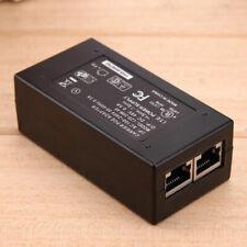 15W Single Port PoE Injector for IP CCTV Cameras - 802.3af - Inc VAT