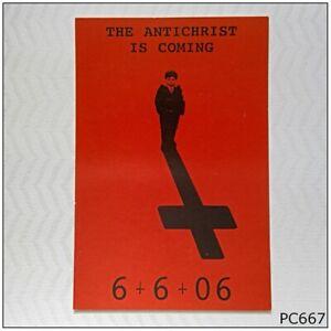 Avant Card #10709 The Omen Movie 2006 Postcard (P667)