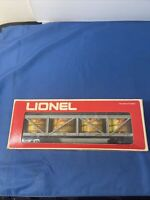 Lionel 6-9132 Libby's Crushed Pineapple Freight Car O & O27 Gauge NIB TLCX 9132