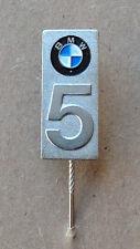 BMW 5 Series 525 528i 530 535 Dealer Salesman Lapel Stick Pin