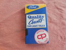 Mustang, GT, Convertible Top, Water Leak  Diagnosis, Ford VHS Training Tape