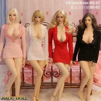 JIAOU DOLL 1/6 JOA-62 Lace Dress Clothes F 12inch Female PH TBLeague Figure Body