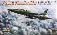 Hobbyboss 1:48 F-105G Thunderchief AIRCRAFT MODEL KIT