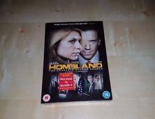 Homeland - Series 2 - Complete (DVD, 2013, 4-Disc Set, Box Set) - New & Sealed