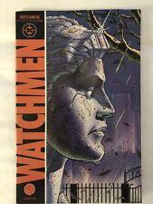 Watchmen #2 ~ Dc ~ Alan Moore ~ Classic ~ Tv Series Hbo ~ Nice!