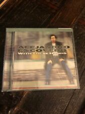 NEW & SEALED!  With These Hands by Alejandro Escovedo (CD, Mar-1996, Rykodisc)