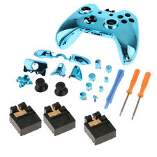 Full Shell Kit Replacement Cover + 3x Headphone Port for Xbox One Controller