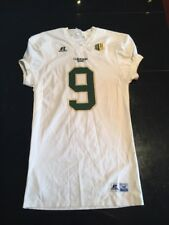 Game Worn Colorado State Rams Football Jersey Used #9 Size M