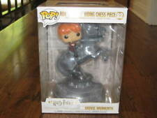 Funko POP Harry Potter Movie Moment Ron Weasley Riding Chess Piece 82 NEW!