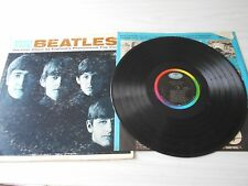 LP Vinyl -MEET THE BEATLES T 2047 MONO 1964 RARE