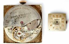 BAUME MERCIER BAUMATIC vintage F 1560 automatic watch movement for parts (4389)